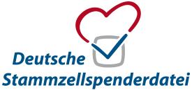 Logo: Deutsche Stammzellspenderdatei